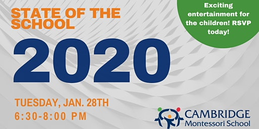 2020 State of the School