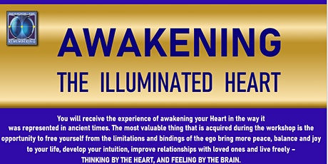 Awakening the Illuminated Heart Workshop tickets