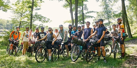 LSD-Tours Presents: Spring Equinox Overnight Bike-Camping Adventure tickets