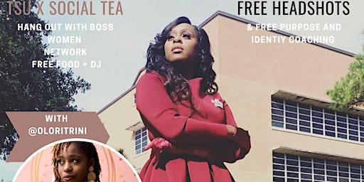 Blazers & Bosses - A Social Tea X TSU special