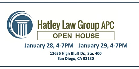 Hatley Law Group Open House tickets