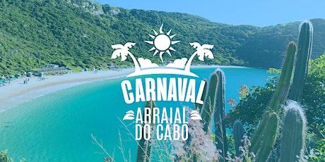 Carnaval 2020 em Arraial do Cabo no Rio de Janeiro ingressos