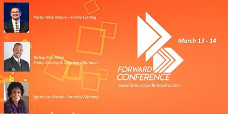 Forward Conference 2020 tickets