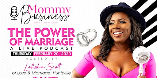 The Power Of Marriage: A Live Podcast Recording