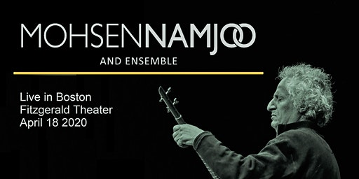 Mohsen Namjoo & Ensemble Live in Boston