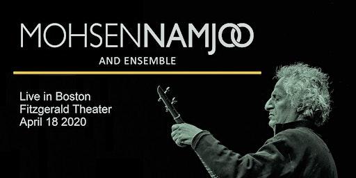 Mohsen Namjoo & Ensemble Live in Boston