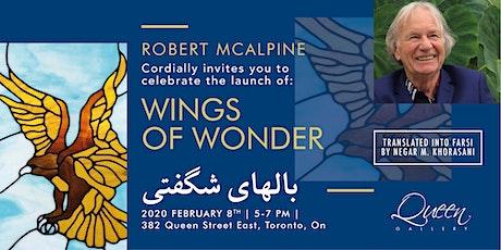BOOK LAUNCH: Robert McAlpine tickets