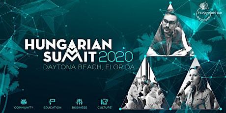 Hungarian Summit - Community I Education I Business I Culture tickets