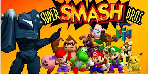 Super Smash Bros. 64 Friday Fight Night - Dark Samus