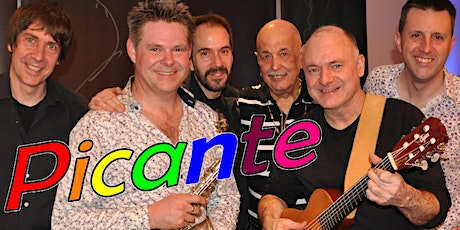 PICANTE - Derek Nash's Latin Band tickets