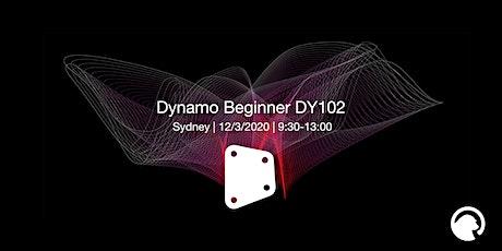 Dynamo Beginner DY102 tickets