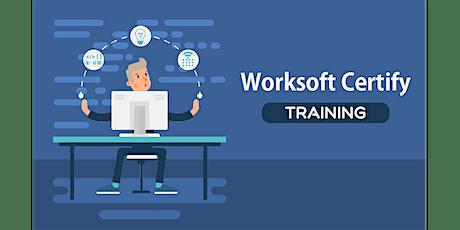 2 Weeks  Worksoft Certify Automation Training in Roanoke tickets