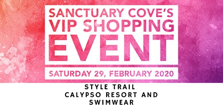 Sanctuary Cove VIP Shopping Event: Calypso tickets