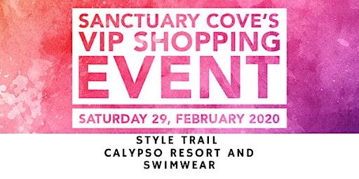 Sanctuary Cove VIP Shopping Event: Calypso