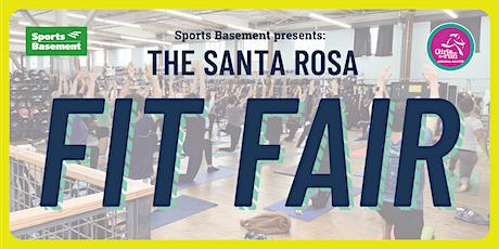 Santa Rosa Fit Fair tickets