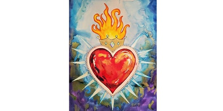 Flaming Heart tickets