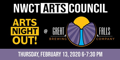 Arts Night Out @ Great Falls Brewery