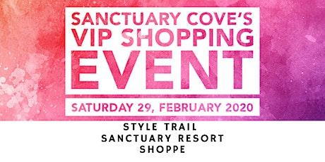 Sanctuary Cove VIP Shopping Event: Sanctuary Resort Shoppe tickets