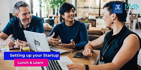 MAP Lunch and Learn: Setting up your Startup tickets
