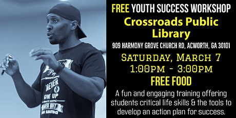 FREE Youth Success Workshop tickets