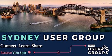 Sydney Alteryx User Group Happy Hour tickets