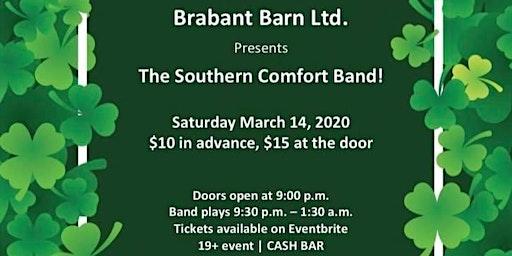 Brabant Barn Ltd - St Patrick's Day Party