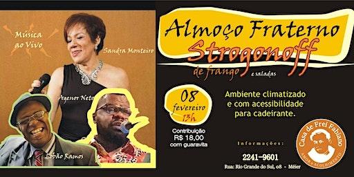ALMOÇO FRATERNO