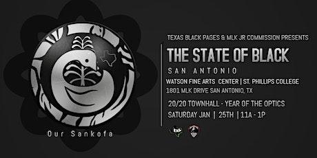The State of Black San Antonio tickets