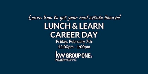 Lunch & Learn Career Day