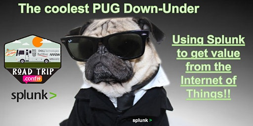 Canberra Splunk PUG - Using Splunk to get Value from IoT