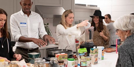 Welcoming Wellness Counseling - Private Cooking Class & Group Gathering tickets