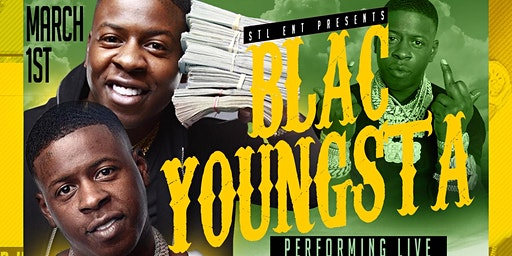 Blac Youngsta Live