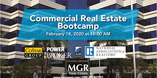 Free Commercial Real Estate Training