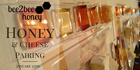 Honey & Cheese Pairing tickets