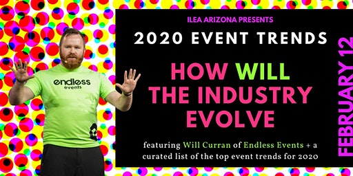 2020 Event Trends - How Will You Evolve?
