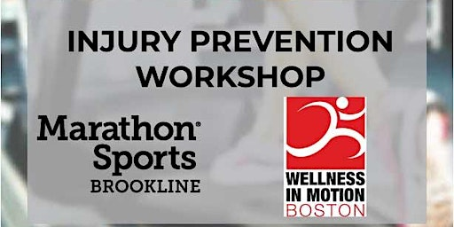 Injury Prevention Workshop with Wellness in Motion in Brookline