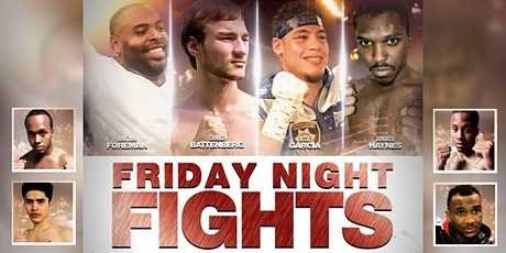 Friday Night Fights tickets
