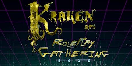 RPG - Role Play Gathering con il Kraken- 25 gennai biglietti