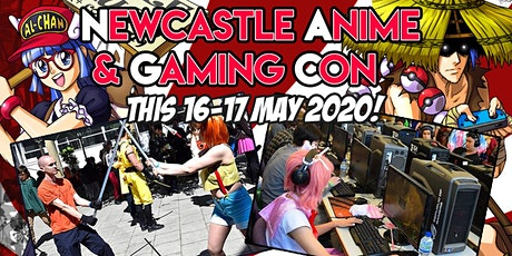 Newcastle Anime & Gaming Con tickets