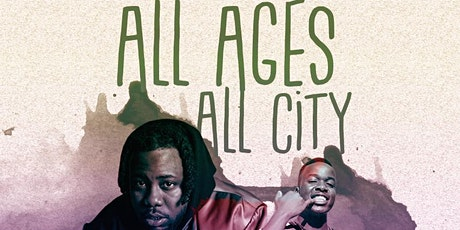 ALL AGES, ALL CITY tickets