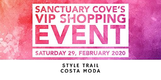 Sanctuary Cove VIP Shopping Event: Costa Moda