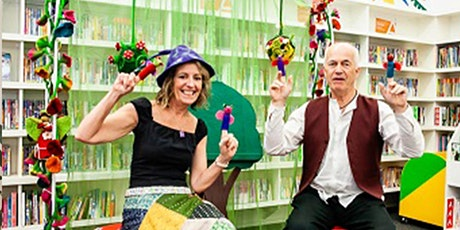 Saturday Story Time: Harmony Day (3-5yrs)  tickets