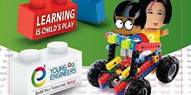 Lego Bricks Challenge Workshop 2-Sunday- Conveyey Belt - e2 Young Engineers Ireland