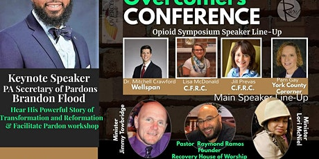 Overcomers Outreach 7th Annual Convention tickets
