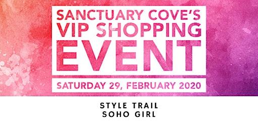Sanctuary Cove VIP Shopping Event: Soho Girl