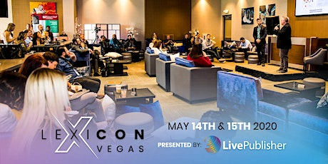 LEXICON Vegas 2nd Annual Conference tickets