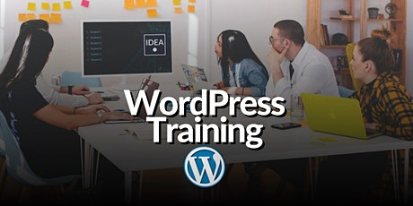WordPress Web Design Workshop tickets