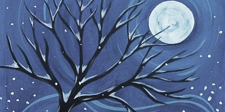 Winter Wind, Landscape Painting Adults Class tickets