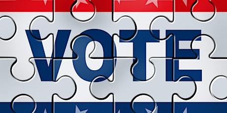 U.S. Voter Registration Event tickets