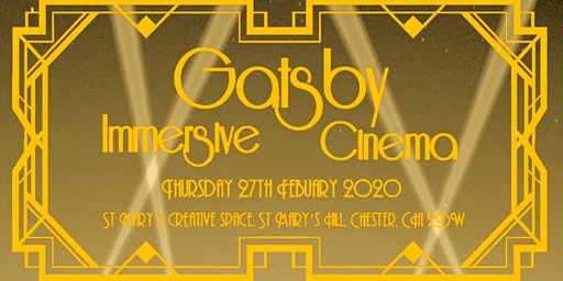 The Great Gatsby's Immersive Cinema Experience